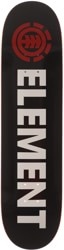 Element Blazin 8.0 Skateboard Deck - black