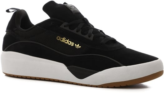 Adidas Liberty Cup Skate Shoes - core black/footwear white/gum4 - view large