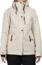 Roxy Andie Insulated Jacket - oyster gray