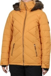 Roxy Quinn Insulated Jacket - spruce yellow