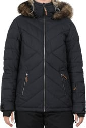 Roxy Quinn Insulated Jacket - true black