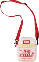 DGK Cup Noodles Waist Bag - white