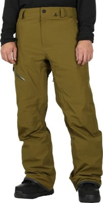 Volcom L Gore-Tex Pants - moss - view large