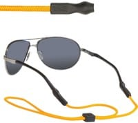 Chums Universal Fit Sunglasses Retainer - bright orange