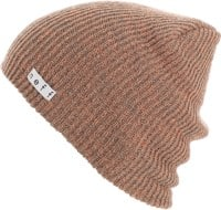 Neff Daily Heather Beanie - apricot/grey