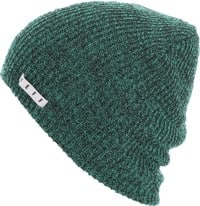 Neff Daily Heather Beanie - black/green