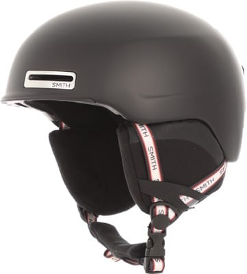 Smith Maze Snowboard Helmet - matte black repeat - view large