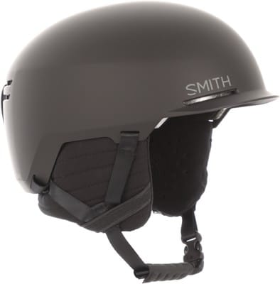 Smith Scout Snowboard Helmet - matte black - view large