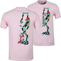 Powell Peralta Ray Barbee Ragdoll T-Shirt - light pink
