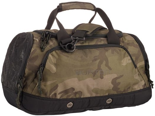 Burton Boothaus Medium 2.0 Duffle Bag - worn camo print - view large