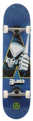 Blind Reaper Dagger 7.75 Complete Skateboard - blue - view large