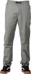 Roark Layover Travel Pants - grey