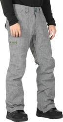 Burton Gore-Tex Ballast Pants - bog heather