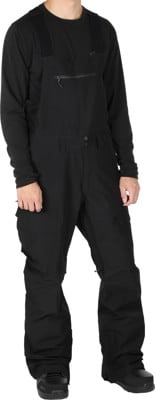 Burton Gore-Tex Reserve Bib Pants - true black - view large