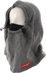 Airhole Airhood Balaclava Polar Fleece - heather grey