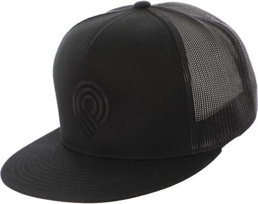 Powell Peralta Triple P Trucker Hat - black - view large