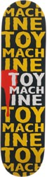 Toy Machine New Blood 8.25 Skateboard Deck - black