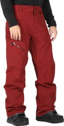 Volcom L Gore-Tex Pants (Closeout) - burnt red