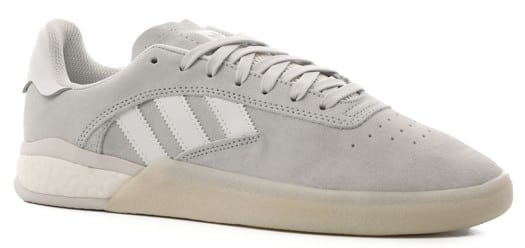 Adidas 3ST.004 Skate Shoes - crystal white/footwear white/crystal white - view large