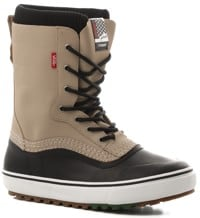Vans Standard Snow Boot - (jake kuzyk) black/khaki