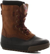 Vans Standard Zip MTE Snow Boot - brown/black