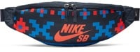Nike SB Heritage Hip Pack - dark obsidian/bright crimson
