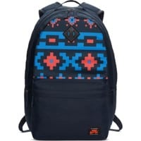 Nike SB Icon Backpack - dark obsidian/bright crimson