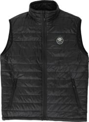 Tactics Bachelor Packable Puffer Vest - black