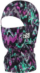 BlackStrap The Kids Hood Balaclava - tactics limited print (lava lamp)