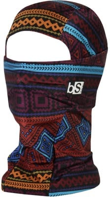 BlackStrap The Hood Balaclava - tactics limited print (tribe burgundy) - view large