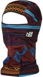 BlackStrap The Hood Balaclava - tactics limited print (tribe burgundy)