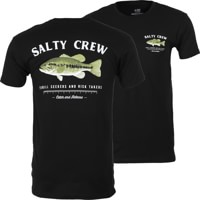 Salty Crew Bigmouth T-Shirt - black