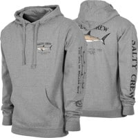 Salty Crew Bruce Hoodie - gunmetal heather