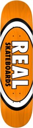 Real Team Overspray Oval 8.25 Skateboard Deck