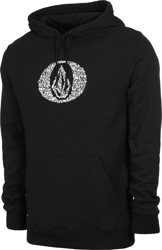 Volcom Supply Stone Hoodie - black/white