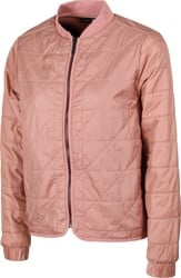 Holden Bomber Liner Jacket - dusty rose