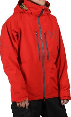 Burton AK Gore-Tex Swash Insulated Jacket - flame scarlet - view large