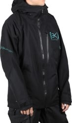 Burton AK Gore-Tex Cyclic Jacket - drydye black