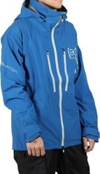 Burton AK Gore-Tex 3L Stretch Hover Jacket - classic blue