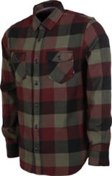 Vans Box Flannel - port royale/grape leaf