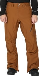 Burton AK Gore-Tex Cyclic Pants - monks robe