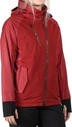 Holden Scarlett Insulated Jacket - malbec