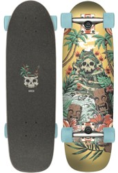 Globe Outsider 8.25 Complete Skateboard - fire island by day