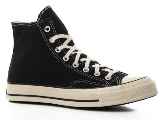 Converse Chuck 70 High Top Shoes - black/black/egret - view large