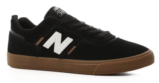 New Balance 306 Skate Shoes - black/gum - view large
