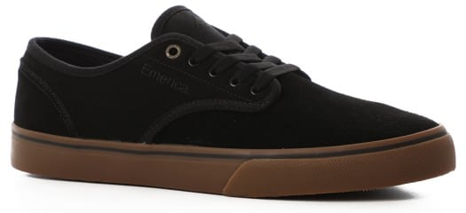 Emerica Wino Standard Skate Shoes - black/gum - view large