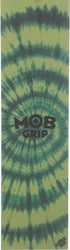 MOB GRIP Tie Dye Graphic Skateboard Grip Tape - green