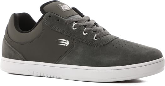 Etnies Joslin Skate Shoes - grey/white - view large