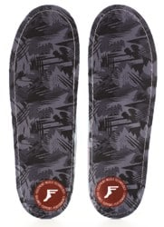 Footprint Gamechangers Custom Orthotics 6mm Insoles - dark grey camo