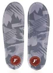 Footprint Gamechangers Low Profile Custom Orthotics 3.5mm Insoles - light grey camo